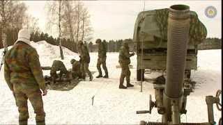 Soldaat Kanonnier bij de Veldartillerie - Landcomponent