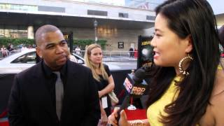 Omar Gooding at Kevin Hart's Let Me Explain Premiere interview (UNCUT)