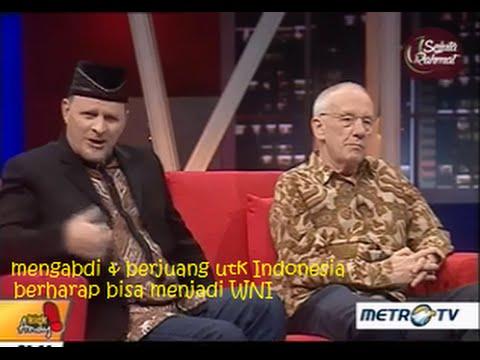 Menyentuh Hati, Para WNA Ini Sudah Mengabdi Dan Berjuang Utk Indonesia Dan Berharap Jadi WNI