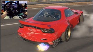Forza Motorsport 7 GoPro Can I Still Drift On 900° Mazda RX7