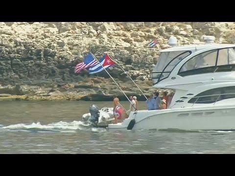 Primera competencia de Offshore desde Estados Unidos a Cuba en 58 años