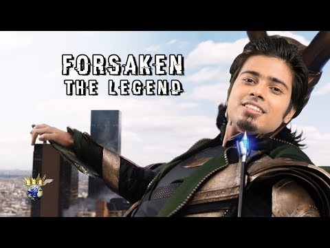 CSGO Forsaken The Legend - TRUE STORY Roast