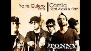 camila ft. alexis y fido yo te quiero video 2010