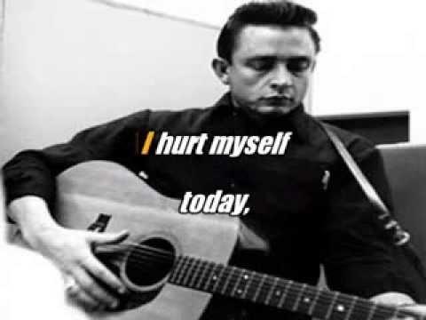 Johnny Cash Hurt - karaoke