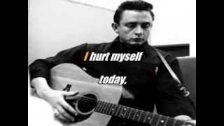 Johnny Cash Hurt - karaoke