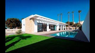 Luxueuse Maison de plain pied ✅ à vendre à La Marina à Alicante en Espagne