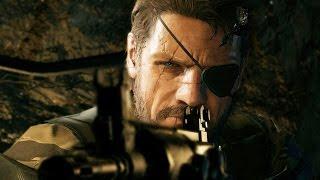 Metal Gear Solid V The Phantom Pain Music Video - Singularity (HD)