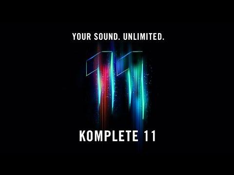 Discover KOMPLETE 11   Native Instruments