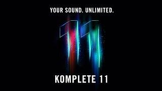 Discover KOMPLETE 11 | Native Instruments
