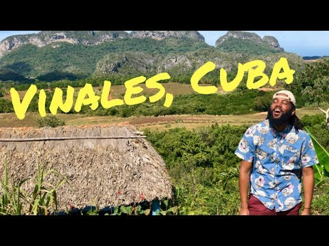 Cuba Travel 2018 || Vinales: Off to the Country Side