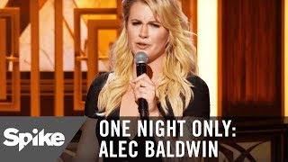 Ireland Baldwin References the Infamous Voicemail From Her Dad | One Night Only: Alec Baldwin