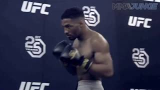 UFC Fight Night 128 open workout: Kevin Lee