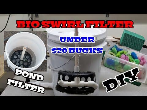 BEST DIY BIO SWIRL FILTER EVER...UNDER $20