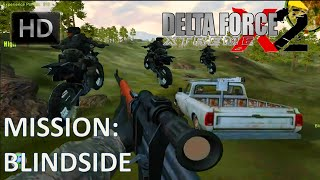 Delta Force Xtreme 2 Walkthrough - Mission 4: Blindside HD