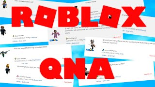 Roblox QNA (Voice Reveal)