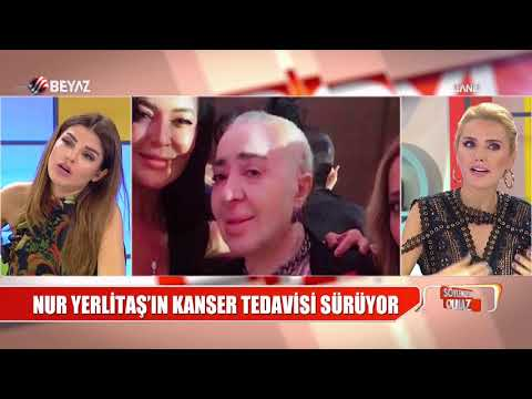 Nur Yerlitaş'ın son hali sevenlerini çok üzdü