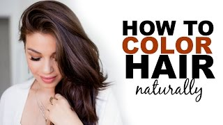I Colored My Hair!! | How To Dye Hair At Home | Eman