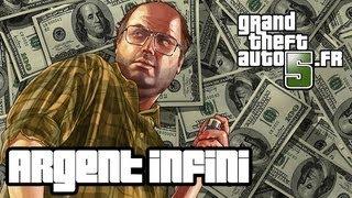 [NarkoTag] Argent illimité sur GTA V - Sans Code de triche ! FR