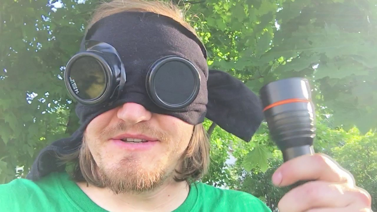 my eclipse goggles youtube