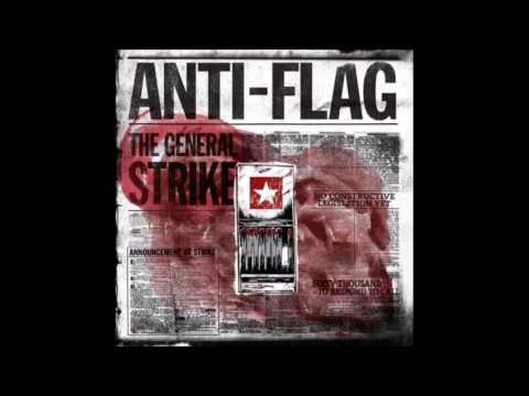 Anti Flag - The General Strike (Full Album - 2012)