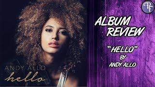 Hello EP (2015) - Andy Allo - Album Review