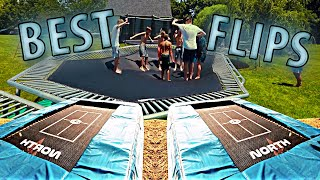 INSANE TRAMPOLINE TRICKS 100 (Best Flips of ALL TIME)