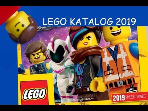 LEGO KATALOG na 2019 r...