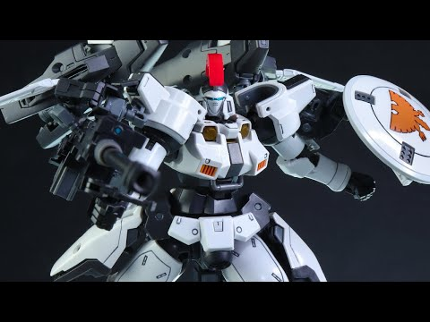 1/144 Real Grade RG Tallgeese EW Review - NEW MOBILE REPORT GUNDAM WING 新機動戦記ガンダムW トールギス EW