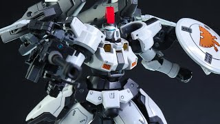vuclip 1/144 Real Grade RG Tallgeese EW Review - NEW MOBILE REPORT GUNDAM WING 新機動戦記ガンダムW トールギス EW
