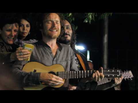 Damien Rice - High & Dry (Radiohead) - Aftershow Napoli 19 May 2017