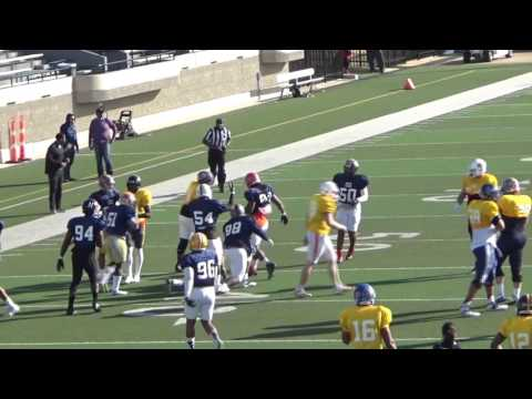 2017 College Gridiron Showcase Select Scrmmage
