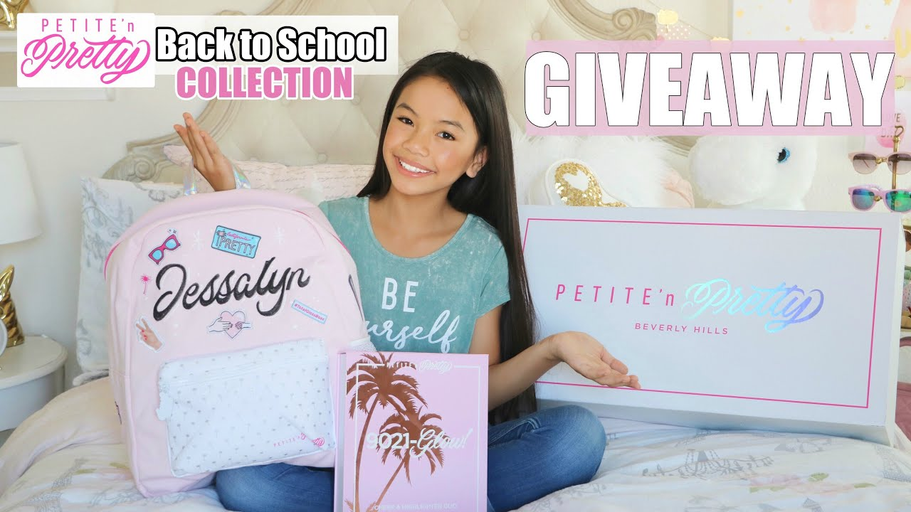Petite N Pretty Back To School Makeup Collection Launch Youtube