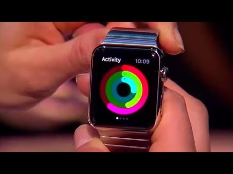 MoneyWatch: Apple Watch unveiled; GM begins stock buyback