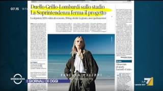 Omnibus News (Puntata 18/02/2017)