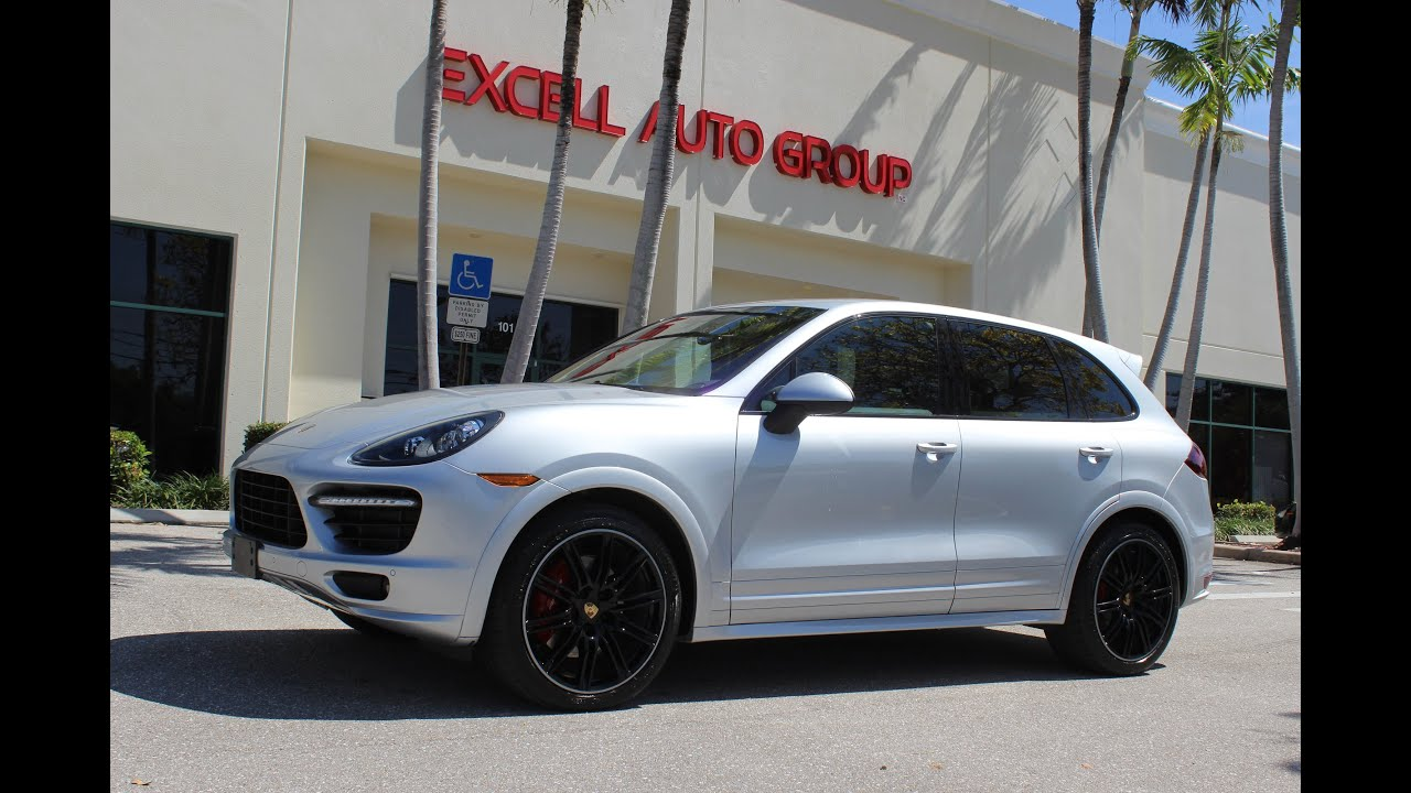 2014 Porsche Cayenne Gts Virtual Test Drive Youtube