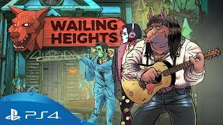 Wailing Heights | Sing-A-Long Launch Trailer | PS4