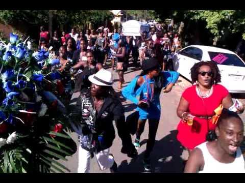 genius band @scuba  road march