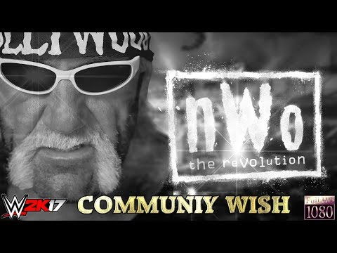 WWE 2K17 GAMEPLAY: Birth of the nWo | Community Wish Match