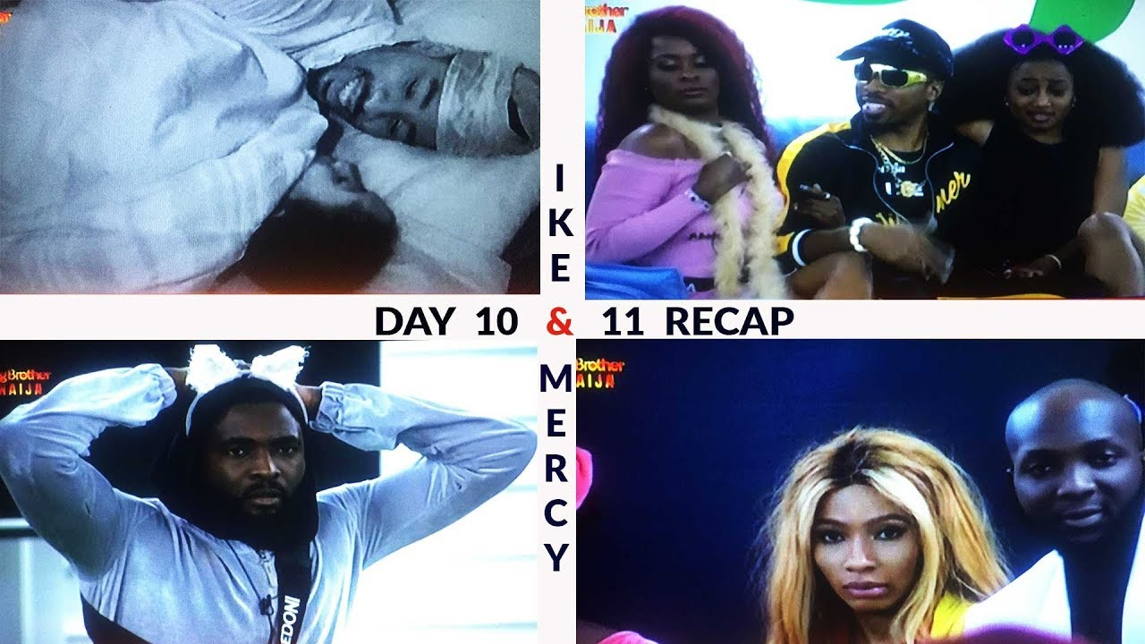 BBNAIJA 2019 | MERCY AND IKE FINALLY GIVE US WHAT WE WANT!