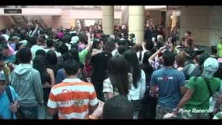 Ken-Y - Barquisimeto Mall Sambil, Venezuela [Behind The Scenes]