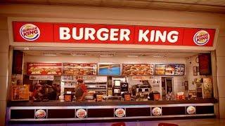 Burger King'in Arka Tarafı !!