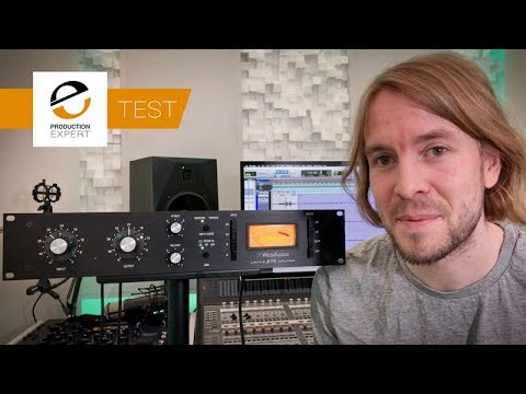 Test - Wes Audio Beta 76. Is This The Best Tribute Of The 1176 Ever?