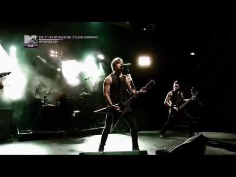 Bullet For My Valentine - Breaking Point Live MTV Vibrations 2013 mp3