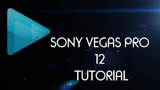 How to Save a Video in Sony Vegas Pro 12 with Best Render Settings :Complete Tutorial [HD]