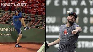 MLB.com FastCast: Dodgers, Red Sox gear up: 10/21/18