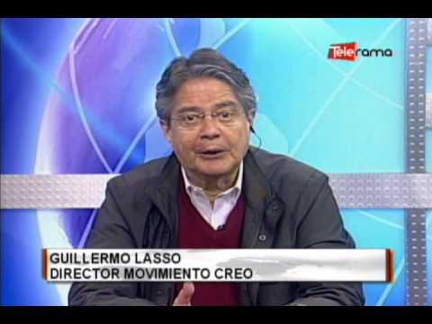SITUACION POLÍTICA CON GUILLERMO LASSO