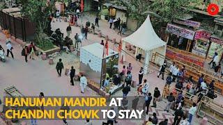 North MCD passes resolution, Chandni Chowk Hanuman Mandir to stay