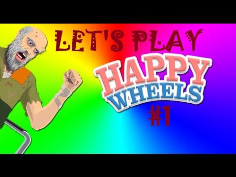 Let 39 s play happy wheels 1 youtube - Let s play happy wheels ...