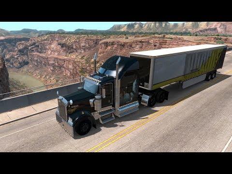 ATS 2.0 #87 | DLC Nuevo Mexico Ruta A Raton  | JMGamer
