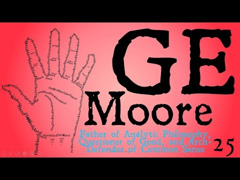 Who was G.E. Moore? (Famous Philosophers)